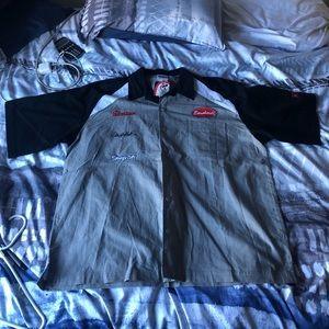Dale Earnhardt race shop shirt. Men's XL